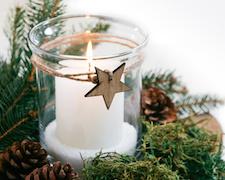 6 Ideen für eine stimmungsvolle Weihnachtsdekoration