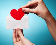 Online Partnersuche: Flirtnachrichten, die ankommen