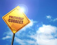 Politicial Correctness – Über Sprachentwicklung, Meinungsäußerung und Tabus