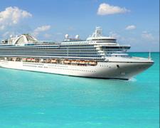 An Bord eines komfortablen Ozeanriesens die Welt erkunden
