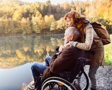 Partnerschaft mit einem chronisch kranken Menschen