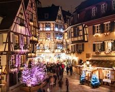 Wie ein Weihnachtsmärchen - 7 zauberhafte Orte im Advent