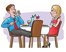 Dating Katastrophen: Lustige Geschichten von schlimmen ersten Dates