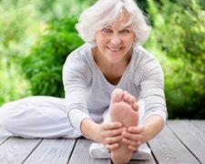 Progressive Muskelentspannung einfach zu Hause