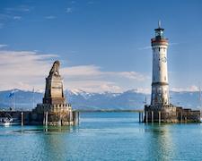 1 See, 10 Orte, 18 Tipps - Rund um den Bodensee: Die Nordseite